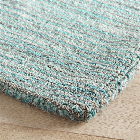 where can i buy aqua rug cain striped aqua rug everything turquoise