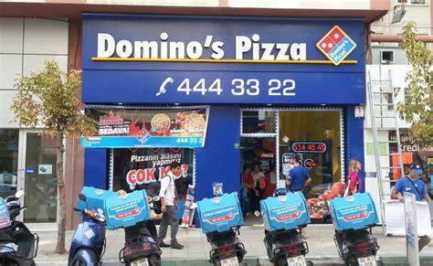 domino pizza lowongan kerja alize m 252 hendislik
