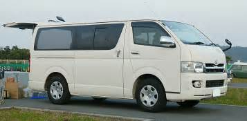 Toyota High Toyota Hi Ace Picture 8 Reviews News Specs Buy Car
