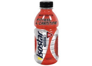 l carnitine fruits isostar l carnitine fitness fruits rouges di 233 t 233 tique