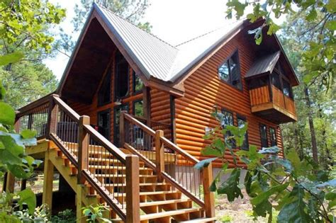 Log Cabin Rentals In Oklahoma by Top Cabin Rentals In Oklahoma