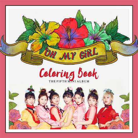 coloring book album cover oh my coloring book by jaeyeons on deviantart