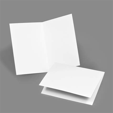 5x7 card template landscape folded card classic 5x7 landscape envelopments