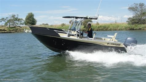 extreme boats for sale australia new extreme 645 centre console trailer boats boats