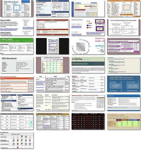 css layout cheat sheet ひと目で使い方が分かる 思い出せるcssチートシート29枚 いぬらぼ