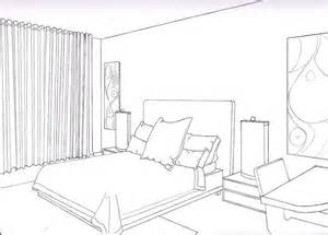 36 best perspective drawings bedroom images on