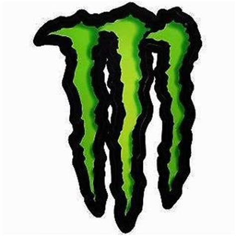 Monster Energy Sticker Rot by Monster Stickers Vehicle Parts Accessories Ebay