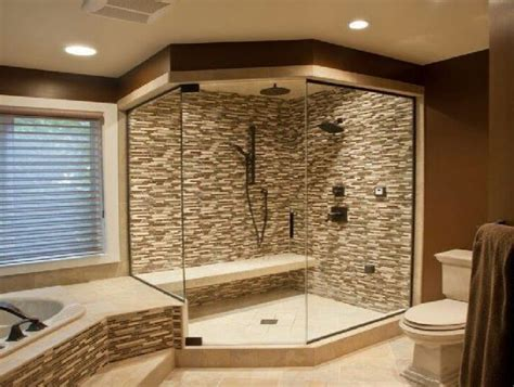 Ideas For Bathroom Showers Master Bath Shower Designs Master Bathroom Shower Ideas Bathroom Reno Pinterest Master
