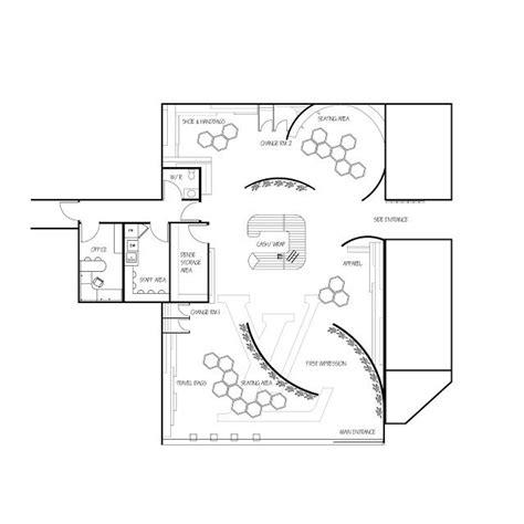 teori layout desain reflective ceiling plan c a d pinterest