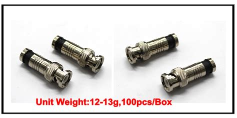 Conector N Isolator Teflon High Quality high quality connectors for cable coaxial rg6 rg59 rg11 europe type rg6 compression f connector