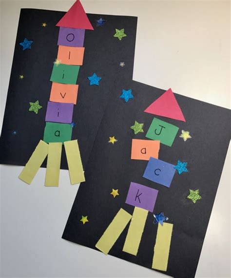 craft activities for toddlers best 25 space crafts preschool ideas on outer
