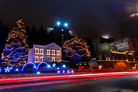 images of miller brewery christmas lights christmas tree
