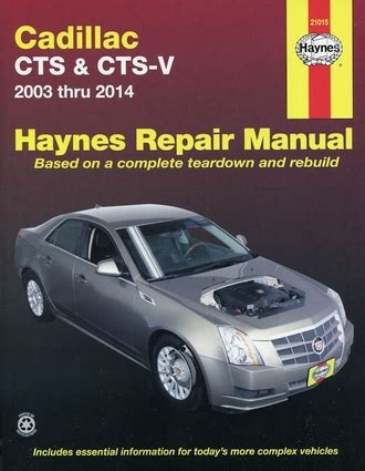 free online auto service manuals 2003 cadillac cts electronic throttle control cadillac cts cts v repair manual 2003 2014