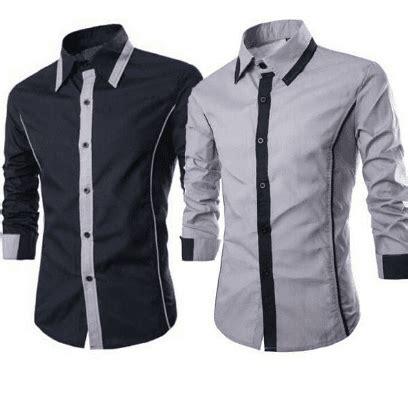Kemeja Pria Busana Pria Pakaian Pria Fashion Pria Baju Pria Bergaya 5 tips contoh style fashoin pakaian kasual pria keren trend model baju terbaru