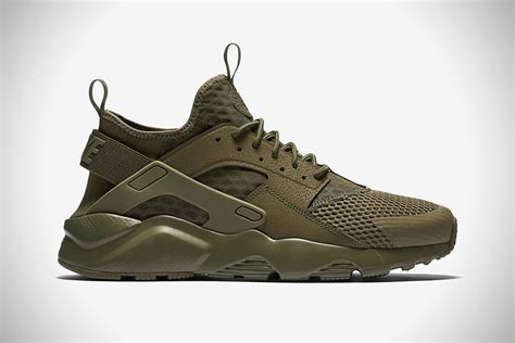 Nike Airmax Army nike air huarache army green