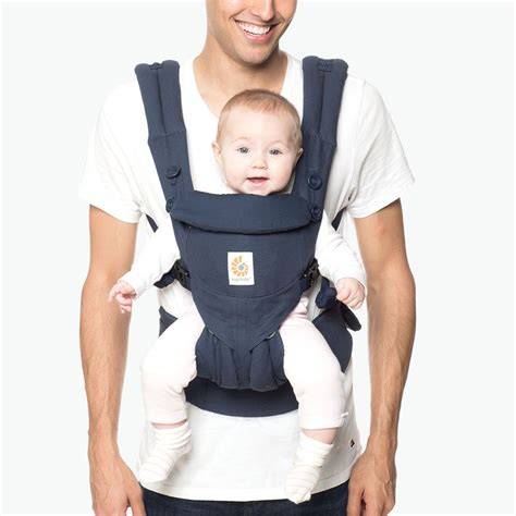Ergo Baby 360 Carrier all position carrier omni 360 blue ergobaby