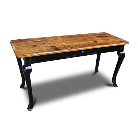 Barnwood Desks by Cabriole Desk 24 Quot Wide No 3 W Barnwood Top