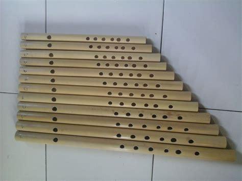 Suling Bambu Asli Bisa Bunyi image gallery suling sunda