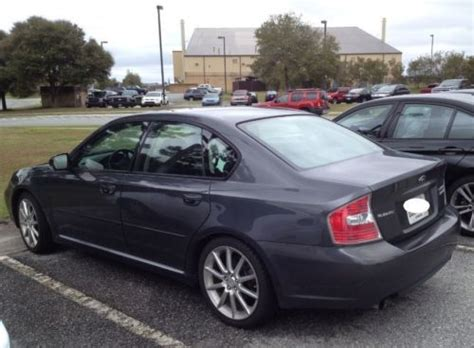 2007 subaru legacy gt specs find used 2007 subaru legacy gt spec b sedan 4 door 2 5l