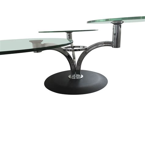 table trillo motion coffee table