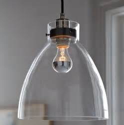 Kitchen Light Pendant Industrial Pendant Glass Contemporary Pendant Lighting By West Elm