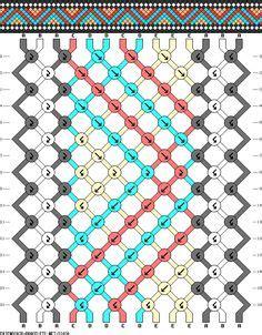 xsd string pattern d 1000 ideas about chevron friendship bracelets on