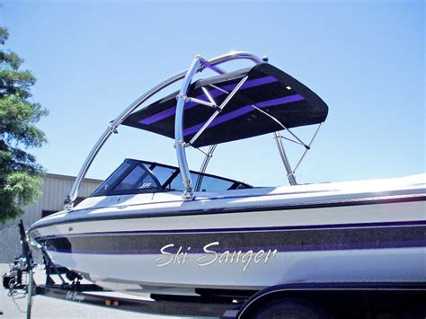 how to make a bimini top for my boat diy wakeboard tower bimini diy do it your self