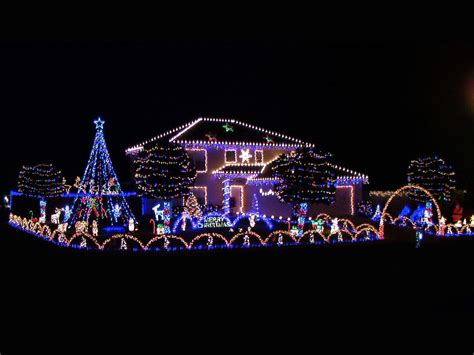 christmas light displays in ma holiday light displays massachusetts 2017