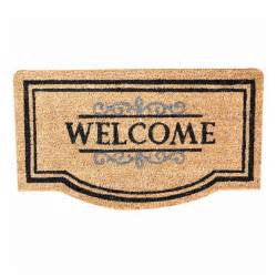 Welcome Mats Welcome Door Mat