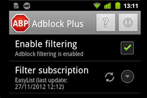 ad blocking android there s a line between the business model of adblock plus and extortion