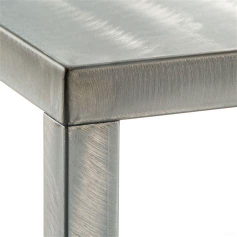 Metall Transparent Lackieren by Fabbrico Designer Tisch Pedrali Aus Metall In