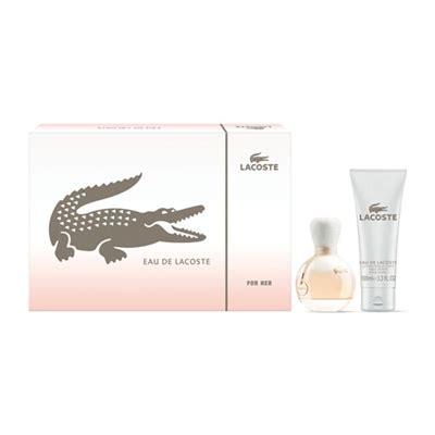 Femme Set eau de lacoste femme by lacoste for 2 gift set