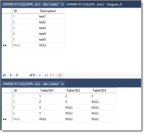 update table from another table sql db2 update columns from another table