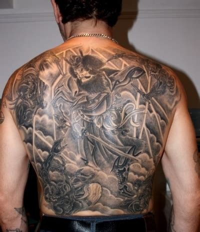 tattoo designs for men back image search results