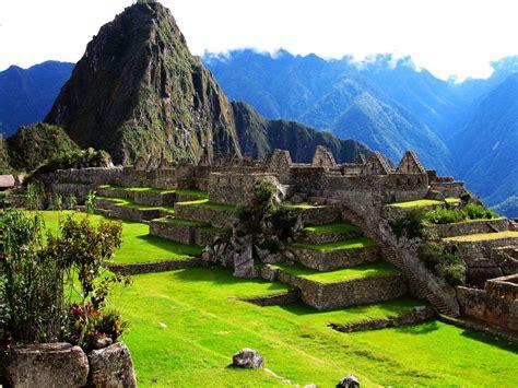 imagenes de paisajes incas inca city of machu picchu in peru travelinsider