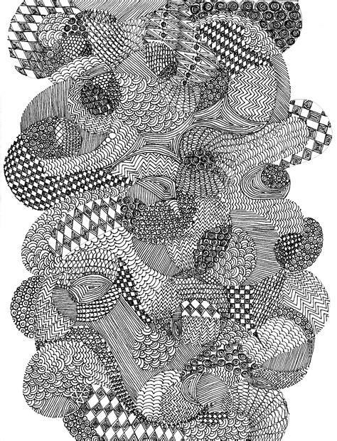 pattern drawing line line pattern drawing