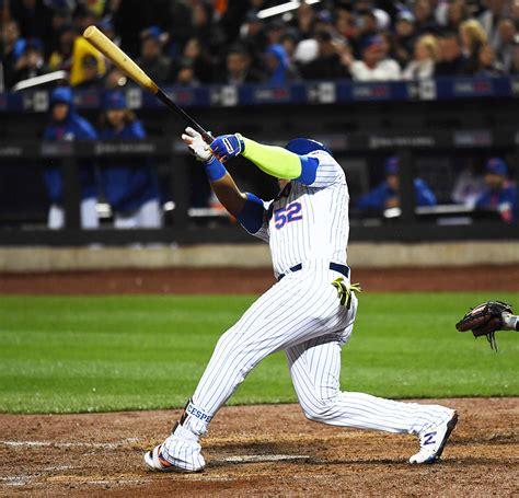 new york mets yoenis cespedes grand slam home run in the