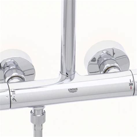 sistema doccia sistema doccia con miscelatore termostatico tempesta