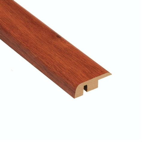 home legend high gloss santos mahogany 1 2 in thick x 1 1