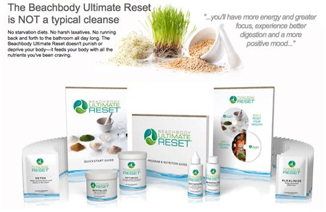 Ultimate Reset Detox Drink by Ultimate Reset Cortney Weiss