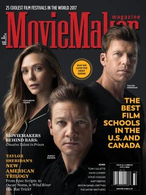 film recommended november 2017 moviemaker magazine the art business of making movies