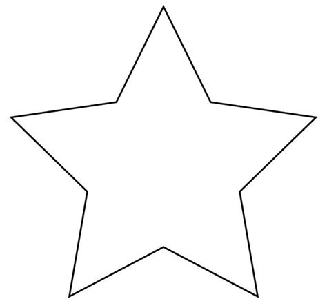 printable templates of stars 20 star templates star designs crafts free