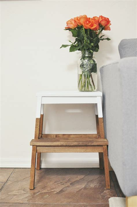 Ikea Bekväm | diy makeovers that transform the ikea bekvam step stool
