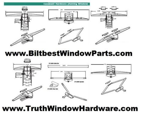 Awning Window Repair Parts by Window Hardware Casement Awning Window Hardware