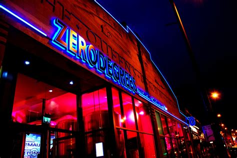 enjoy a christmas party in cardiff at zerodegrees
