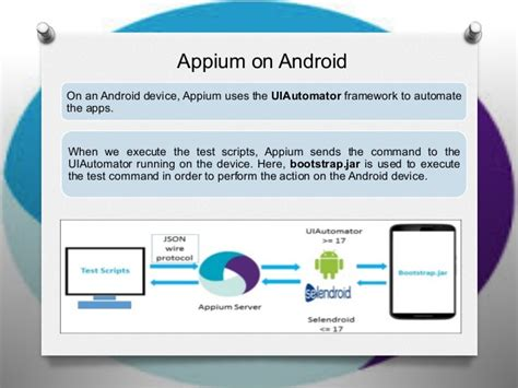 appium android naukriengineering mobile web app scripts execution using appium