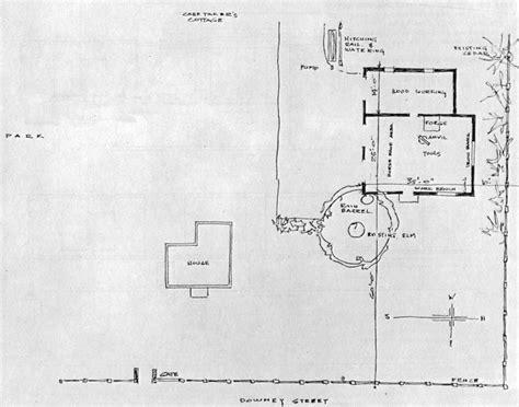 blacksmith shop floor plans herbert hoover nhs historic structures report table of