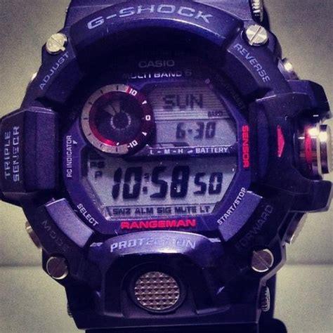 G Shock Gw 9400 Rangeman Black Ii 50 gs