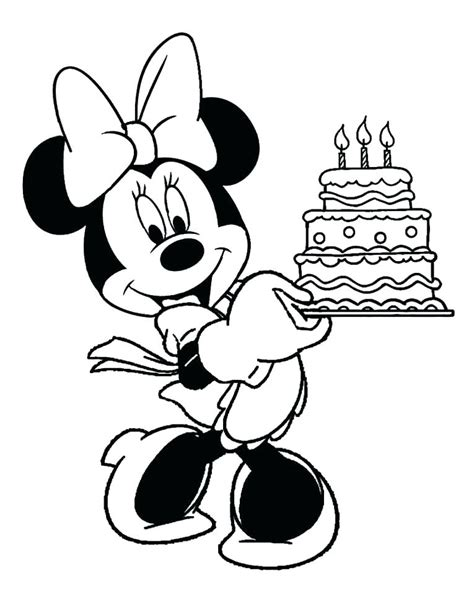 mickey mouse birthday coloring pages free mickey christmas coloring pages mickey mouse coloring