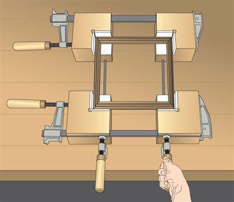 corner clamp blocks woodworking plan  wood magazine